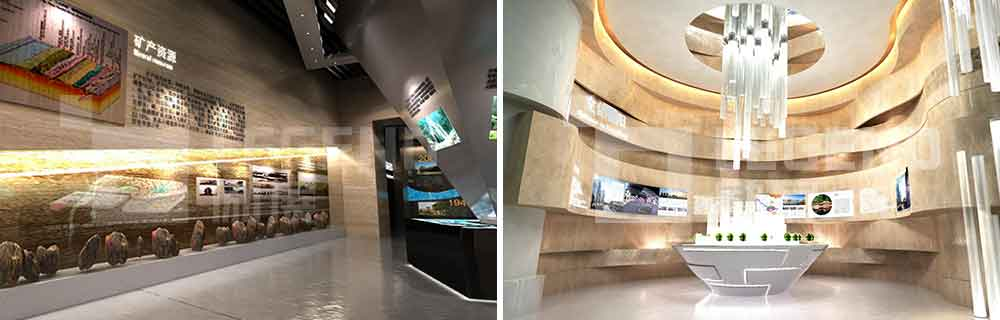 展厅设计公司  展示设计   企业展厅设计公司
